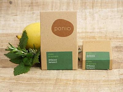 Citron a rozmarýn - kopřivový šampúch 3