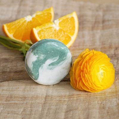 Pomeranč a eukalyptus - kopřivový šampúch