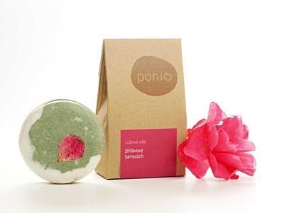 Růžová alej - kopřivový šampúch 7
