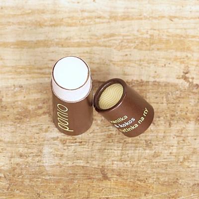 Vanilka a kokos - tyčinka na rty 9ml 2