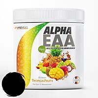 ProFuel ALPHA.EAA 8 esenciálních aminokyselin Tropické ovoce, 462 g