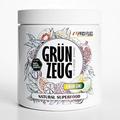 ProFuel Zelenáč, 42 Superfoods, příchuť Citrón&Limeta, 300 g 2