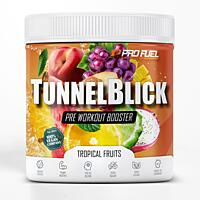 ProFuel Tunnelblick Pre-Workout Booster, Tropické ovoce, 360 g