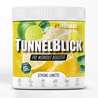 ProFuel Tunnelblick Pre-Workout Booster, Citrón-Limeta, 360 g