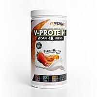 ProFuel V-PROTEIN 4K BLEND Burákové máslo & džem, 750 g