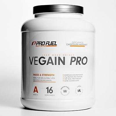 ProFuel VEGAIN PRO Gainer Čokoláda & Lískový oříšek, 2200 g