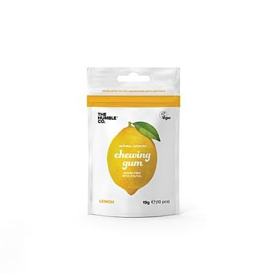 The Humble Přírodní žvýkačka - citrón, 10 ks