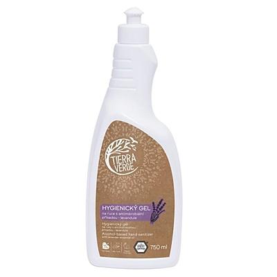 Tierra Verde Hygienický gel na ruce levandule 3
