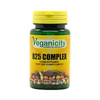 B25 Complex - Vitamin B komplex, 60 tablet