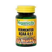 BCAA 4:1:1 1000 mg (fermentované), 60 tablet