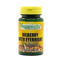 Bilberry with Eyebright (Borůvka a Světlík), 30 tablet