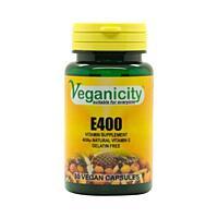 E400 - Vitamín E, 30 kapslí