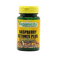 Malinové Ketony Plus, 60 kapslí