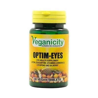 Optim-Eyes (Doplněk pro zdraví očí), 30 tablet