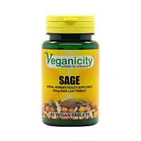 Sage - Bylinný doplněk pro zdraví žen, 60 tablet