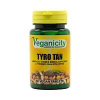 Tyro Tan - podpora pro zdravé opálení, 60 tablet