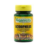 Acidophilus - probiotika pro zdravé trávení a imunitu, 60 kapslí