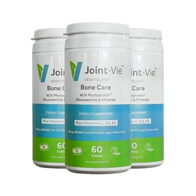 Joint-vie. Pro kosti a klouby, 60 tablet, sada 3 ks s dopravou zdarma