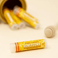 Crazy Rumors balzám na rty Honeycomb, 4,2 g