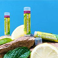 Crazy Rumors balzám na rty Mint Lemongrass, 4,2 g