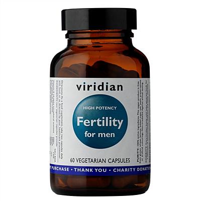 Fertility for Men, 60 kapslí