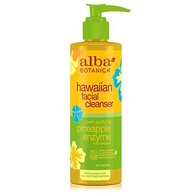 Havajský pleťový čistící gel, 237 ml