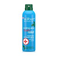Ochlazující aloe vera sprej pro úlevu spálené kůže, 177 ml - krátká životnost