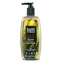 Tekuté mýdlo Mořská řasa & Citrusy, 300 ml