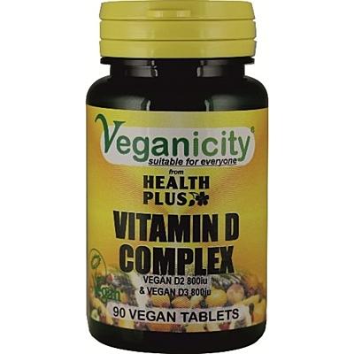 Vitamín D komplex, 90 tablet