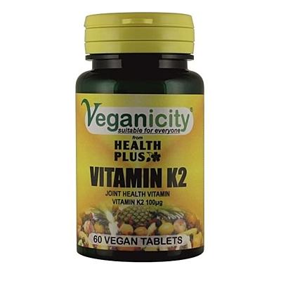 Vitamín K2, 60 tablet