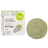 Tuhý šampon s kondicionérem - Moringa, 50 g
