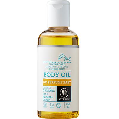 No perfume baby tělový olej, 100 ml