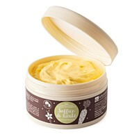 Výživný tělový krém - jemné bambucké máslo, 180 ml