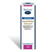 Nutrisorb FolGuard tekutý B12 metylkobalamin + metylfolát, 15 ml