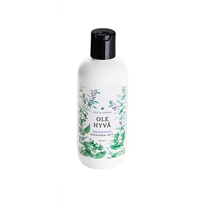 Šampon Kopřiva + Rozmarýn, 350 ml