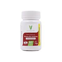 Vitamín B12, 1000 µg, kyanokobalamin, 60 tablet
