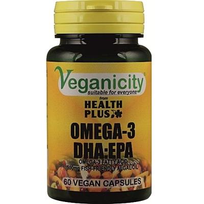 Omega - 3 DHA:EPA, 60 kapslí